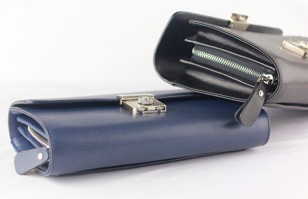 clutch cầm tay nam khóa số epsom ep02-7